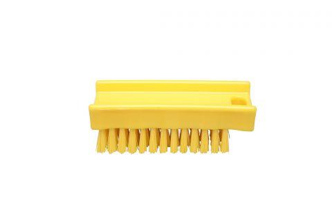 Nagelborstel, geel