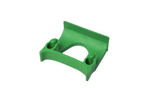 steelklem groen