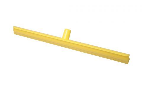 Watertrekker badkamer, geel