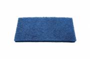 OB Schuurpad Medium | Blauw