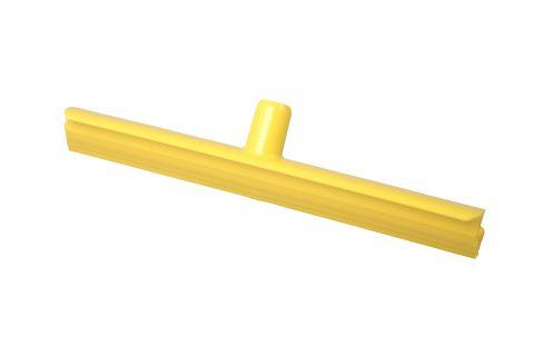 Vloertrekker badkamer, geel