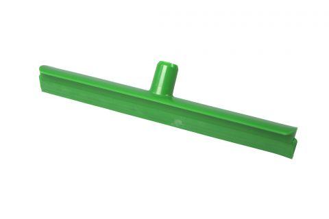 Groene vloertrekker badkamer